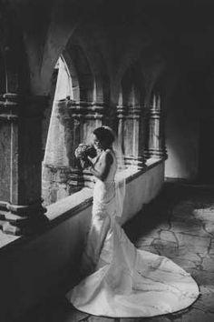 Ireland wedding bridal abbey