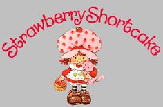 strawberry shortcake from the 1980's - Google Search