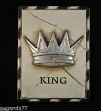 SID DICKENS T-22 KING retired memory block tile