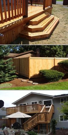 For outdoor home improvement services, check out these professionals. They offer fairly-priced patio, fence, porch and deck building, as well as remodels and renovations.