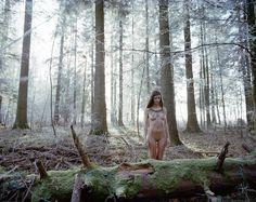 Art nude analogue works, shot on Kodak Portra 400