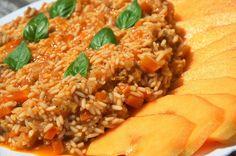 Sašina kuhinja   Dođite ovdje svaki dan jer recept Vam jedan dam Posna Predjela, Fried Rice, Food Videos, Fries, Dan, Ethnic Recipes, Nasi Goreng, Stir Fry Rice, Baked Rice