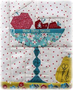 paper-piecing loveliness!