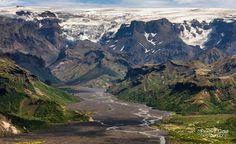 Þórsmörk  S-Iceland