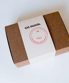 Geschenkpackage zur Geburt mit einer Verpackung, die du selbst beschriften kannst Packaging, Wrapping