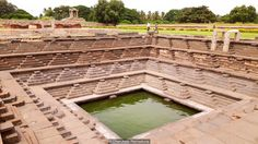These water reservoirs provided a water supply to locals in medieval India (Credit: Credit: Charukesi Ramadurai)