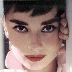 Audrey Hepburn | Brushed-Up Brows