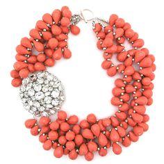 Some Bright Day necklace by Elva Fields #elvafields