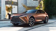 Breaking News: Lexus Debuts LF-1 Limitless Concept