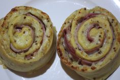 Seeded Mustard, Ham and Mayo Scrolls - Sistermixin' Healthy Meals For Kids, Kids Meals, Healthy Recipes, Chocolate Coconut Slice, Scrolls Recipe, Thermomix Bread, Bellini Recipe, Savory Muffins, Sliced Ham