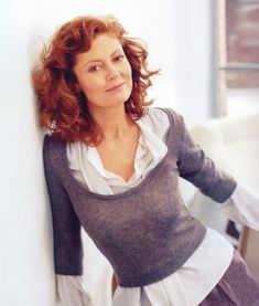 So about what I said...: In The Pursuit of Happiness: Susan Sarandon on aging