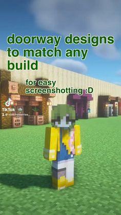 Minecraft Building Guide, Minecraft Farm, Minecraft Cottage, Minecraft Banners, Minecraft House Tutorials, Minecraft Plans, Minecraft Decorations, Minecraft Construction, Minecraft Tutorial