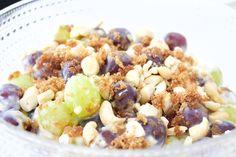 Hämmentäjä: Viinirypäleherkku. Grape salad.