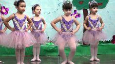 Apresentação de Ballet da Melina  na Escola Dezembro 2011
