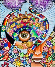 288 Mejores Imágenes De Paz Mundial En 2019 Paz Mundial