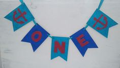 1st birthday highchair banner boy one bunting party  in Home, Furniture & DIY, Celebrations & Occasions, Party Supplies   eBay!