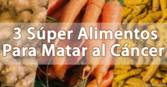 El jengibre, la cúrcuma y las zanahorias tienen muchas vitaminas, minerales y fitonutrientes que los clasifican como superalimentos. https://articulos.mercola.com/sitios/articulos/archivo/2016/05/16/superalimentos-jengibre-curcuma-zanahoria.aspx?utm_source=facebook.com&utm_medium=referral&utm_content=facebookmercolaesp_ranart&utm_campaign=20171222_superalimentos-jengibre-curcuma-zanahoria