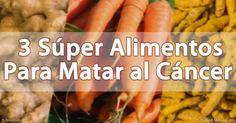 El jengibre, la cúrcuma y las zanahorias tienen muchas vitaminas, minerales y fitonutrientes que los clasifican como superalimentos. http://articulos.mercola.com/sitios/articulos/archivo/2016/05/16/superalimentos-jengibre-curcuma-zanahoria.aspx
