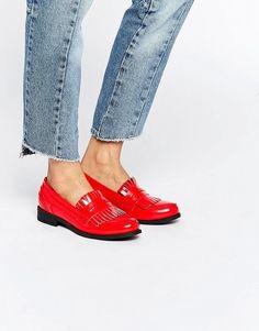 Glamorous Tassel Fringed Loafer Flat Shoes  https://api.shopstyle.com/action/apiVisitRetailer?id=533139127&pid=uid2500-37484350-28