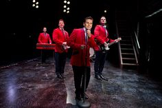 'Jersey Boys' cast to kick off Thanksgiving parade - Street I Am - Jersey Boys, Tommy Devito, Boys Blog, Frankie Valli, Music Articles, Thanksgiving Parade, Street Culture, Boys Playing, Bands