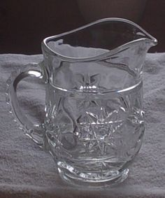 EAPC Star of David juice pitcher
