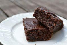 Recepty » Hrnkové cuketové brownie