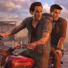 Sam and Nate Drake Uncharted 4