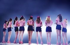 Girls' Generation and SNSD