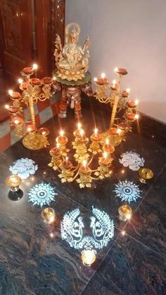 Kolu also has a significant connection with the agricultural and handicrafts professions in India Diya Decoration Ideas, Diy Diwali Decorations, Mandir Decoration, Decor Ideas, Diy Ideas, Ethnic Home Decor, Indian Home Decor, Indian Diy, Home Design