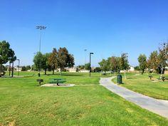 The vast walking trail at Providence Ranch Park in Eastvale, California. http://youreastvalerealtor.com/eastvale-parks/