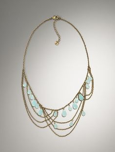 necklace. Totally do-able