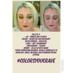 Cheyenne Hardwick's entry  #fingerscrossed #colorsyoucrave #younique #youniquebycheyennelovesblush #share #love