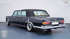 Koopje: Mercedes-benz 600 Landaulet Waar Queen Elizabeth Ooit Mee Door Duitsland Toerde! | CarPartPanda®