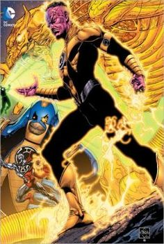 Green Lantern Sinestro Corps War   Absolute Green Lantern: The Sinestro Corps War by Geoff Johns ...