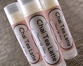 Chai Tea Latte - Natural Lip Balm