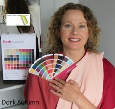 Have you often wondered why one Dark Autumn,for example,visually looks different than another Dark Autumn individual? First let's chat about how your color space is determined. 12 TonePersonal Color Analysis is observing and comparing the color effects created on the skin by different test colors placed next to it.