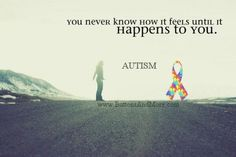 Autism... it's crazy how the parents and families feel so alienated/ Its a hard thing to raise someone with Autism, but support/compassion/understanding go a long way