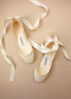 41 Best Bridal Ballet Flats images | Wedding shoes, Ballet