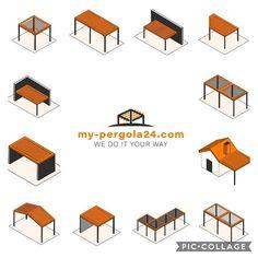 Aluminium motorized pergola - free shipping 🇪🇺 Pergola, Kids Rugs, Patio, Free Shipping, Home Decor, Decoration Home, Kid Friendly Rugs, Terrace, Room Decor