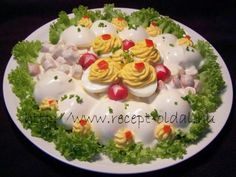Amazing Food Decoration, Appetizer Recipes, Appetizers, My Recipes, Favorite Recipes, Egg Diet, Canapes, Panna Cotta, Bacon