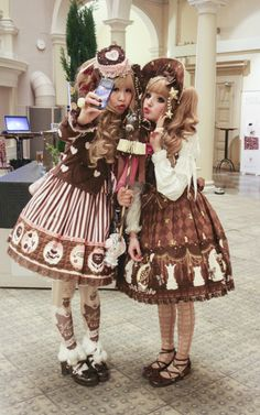 Angelic Pretty event in Sweden: part 2 - teaparty