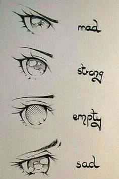 Your eyes tells everything