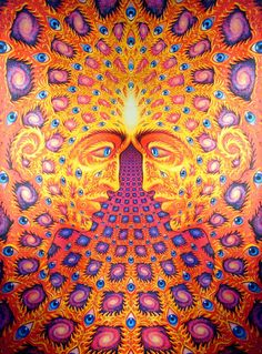 Kinda want this Alex grey art on me somewhere.