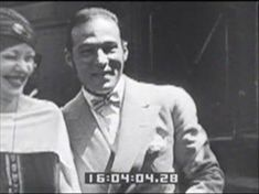 rudolph valentino collection | Thumbnail of Valentino's Second Wife