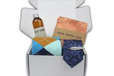 Urban Dapper Club   Top Rated Men's Subscription Box   New Men's Products Every Month.