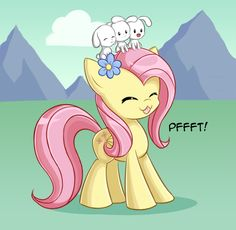 ThePonyArtCollection: Fluttershy