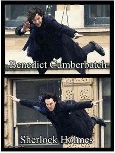 Tomada de: I am Sherlocked