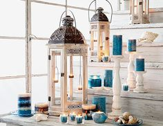 Beach Decor by Pier 1 featuring the Oceans Fragrance Collection