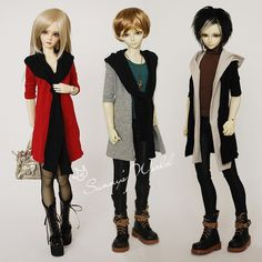 Red Snakeskin Synthetic Leather 1//3 SD DZ LUTS BJD Dollfie PF