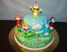Uki Cake  Cake by BolosdoNossoImaginário